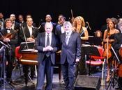 L'Orchestre national Musique argentine soir teatro Coliseo pour fêter tango l'affiche]
