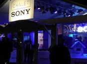 #Sony s'installe marché Noel Champs Elysées