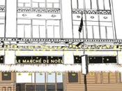 L'actualité luxe Premier Marché Noël Grande Epicerie Paris