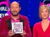 enfoirés choeur L'émission inédite soir TF1!