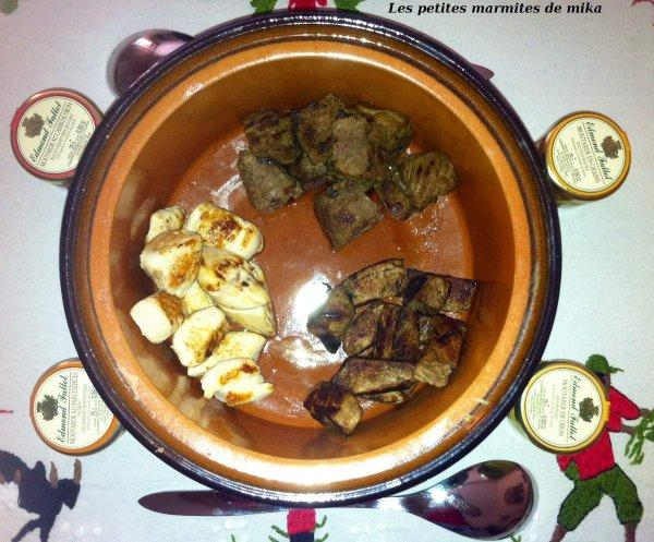 Fondue bourguignonne sans odeur sans complexe mais avec beaucoup de saveurs voir - Sardines au four sans odeur ...