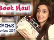 Book Haul achats septembre novembre 2014