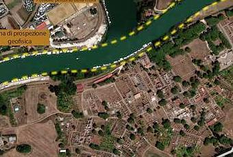 d 233 couverte d une nouvelle partie d ostie l ancien port de la rome antique paperblog