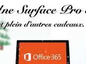 l'approche Noël avec Microsoft Office