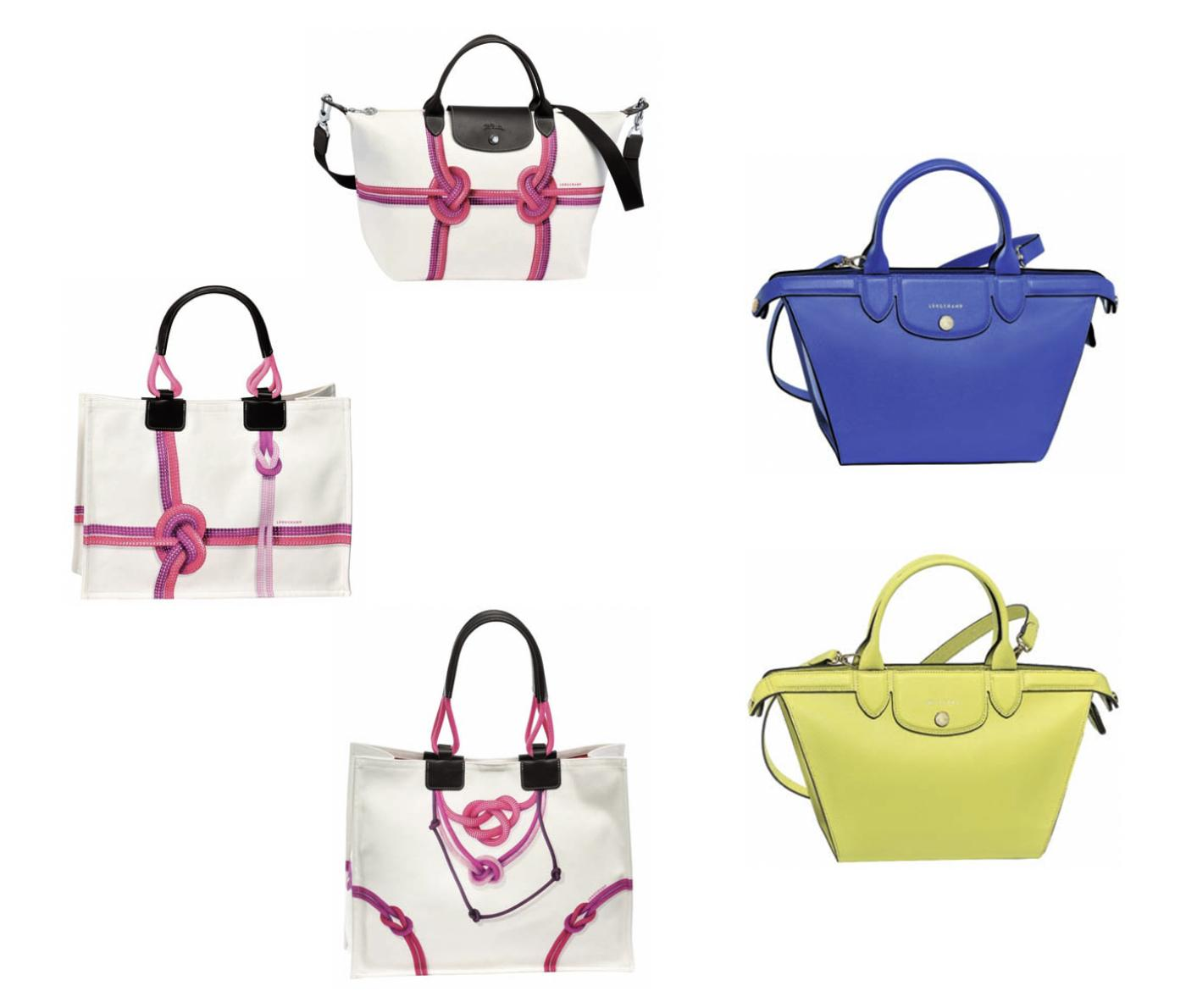 Longchamp Nouvelle Collection 2016