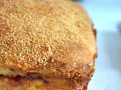 Cake mascarpone Confiture groseille noix coco