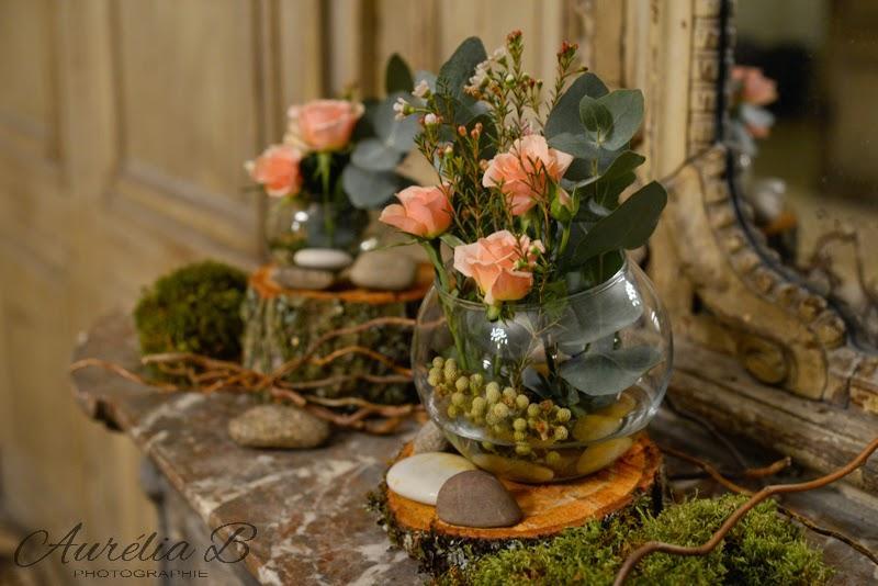 Deco Inspiration Mariage Champetre : Inspiration décoration mariage champêtre À découvrir