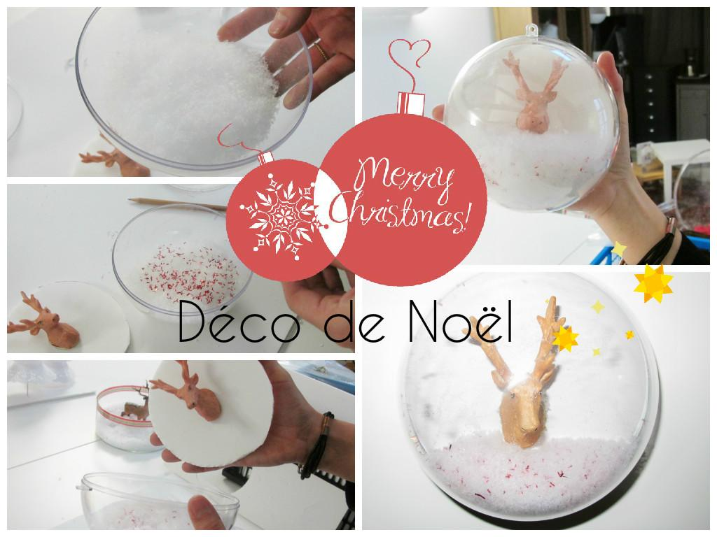 Diy deco de no l 2 voir for Diy deco table noel