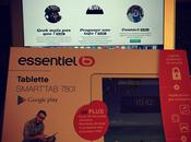 Test Tablette multimédia Android Essentielb Smart'Tab 7801 Recently updated