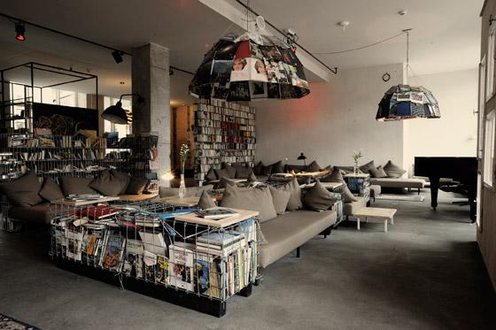 D coration recyclage berlin pour inspiration paperblog for Berlino hotel design