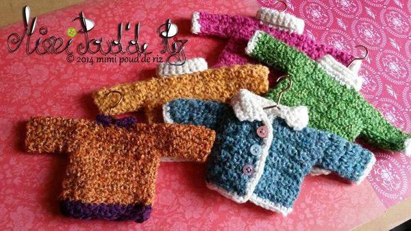Deco Noel Crochet.Déco De Noel Au Crochet Partie Trois Paperblog