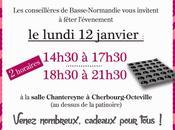 Grand Evenement Demarle lundi janvier Cherbourg