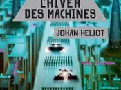 CIEL, tome L'Hiver Machines Johan Héliot