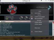 CCPlayer lecteur multimédia