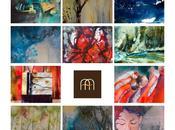 Aquarelle transversalité. Onze aquarellistes Nord exposent Centre Culturel Balavoine Arques (Pdc)