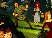 [Impressions] Wolf Among Fables graphiques Shérif Bigby