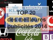 meilleures publicités 2014