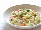 Recette risotto céleri branche grana padano
