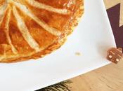 Aujourd'hui, j'ai testé –une galette pomme frangipane