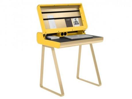 tendance d co les petits bureaux paperblog. Black Bedroom Furniture Sets. Home Design Ideas