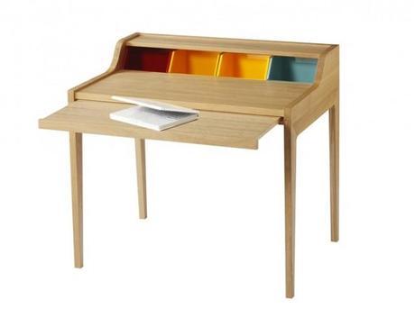 Tendance d co les petits bureaux paperblog for Bureau secretaire enfant