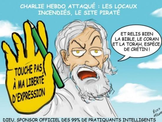 liberte� d'expression