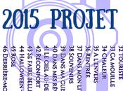 Projet pour cette année 2015