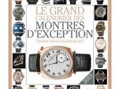 grand calendrier montres d?exception
