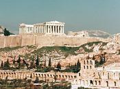 Meilleures vues l'Acropole d'Athènes