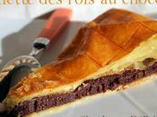 Galette rois chocolat