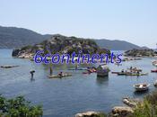 Turquie: N°6: baie Kekova