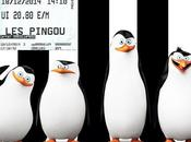 Critique pingouins Madagascar