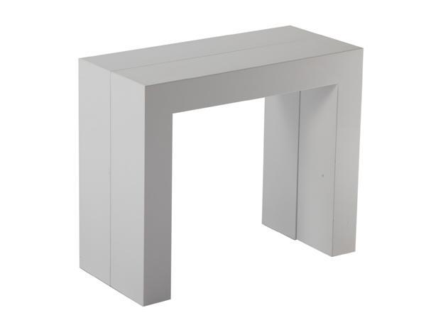 Les meubles modulables l 39 avenir des petits appartements voir - Tafel console extensible solde ...