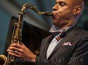 Joshua Redman Quartet 27/07/2014 Paris Jazz festival