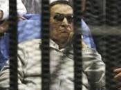 Egypte Annulation condamnation Hosni Moubarak