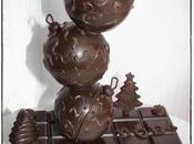 Pièce commerciale thème Noël entrainement chocolatier
