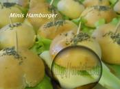 Minis Hamburger (Thermomix)