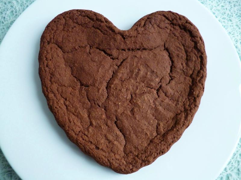 G teau v gan sans gluten amande chocolat avec farines de - Gateau vegan sans gluten ...