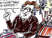 Caricature Michel Onfray