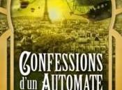 [Avis] Confessions d'un automate mangeur d'opium, Fabrice Colin Matthieu Gaborit