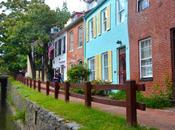 quartier Georgetown Washington: comment croire dans sud-ouest France