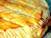 Galette frangipane crème pâtissière