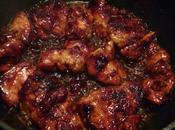 Poulet sauce barbecue caledonienne