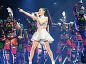 Katy Perry Superbowl l'affiche dévoilée