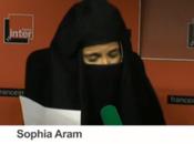 FRANCE INTER. billet d'humeur Sophia Aram flingue Abdallah soutiens
