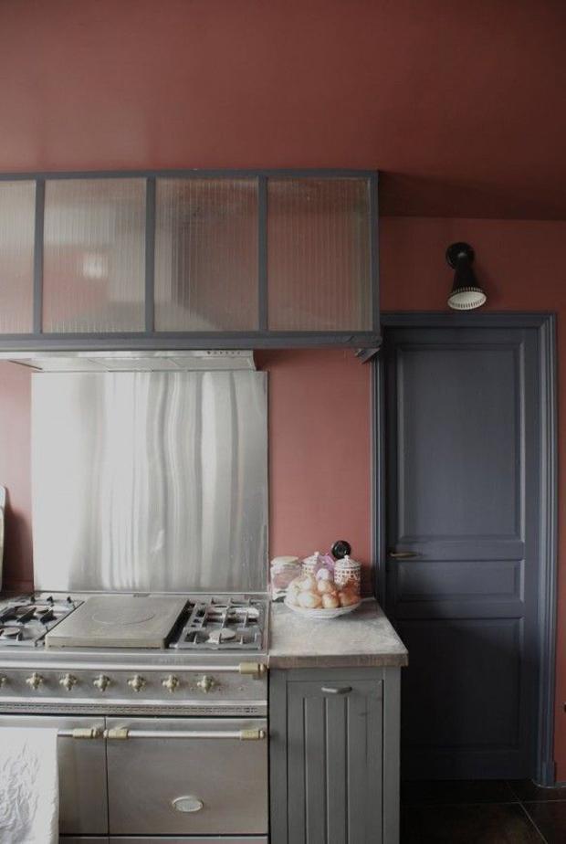 Couleur marsala paperblog for Peinture tollens cuisine