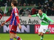 Bundesliga Wolfsbourg recadre Bayern Munich