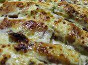 Endives gratinées jambon roquefort