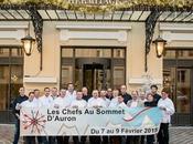 Festival Gastronomie Montagne chefs sommet d'Auron