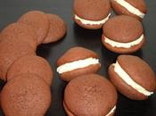 Whoopies cacao vanille